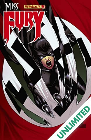 Miss Fury (2013) #4: Digital Exclusive Edition